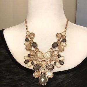 Cascade necklace,new.